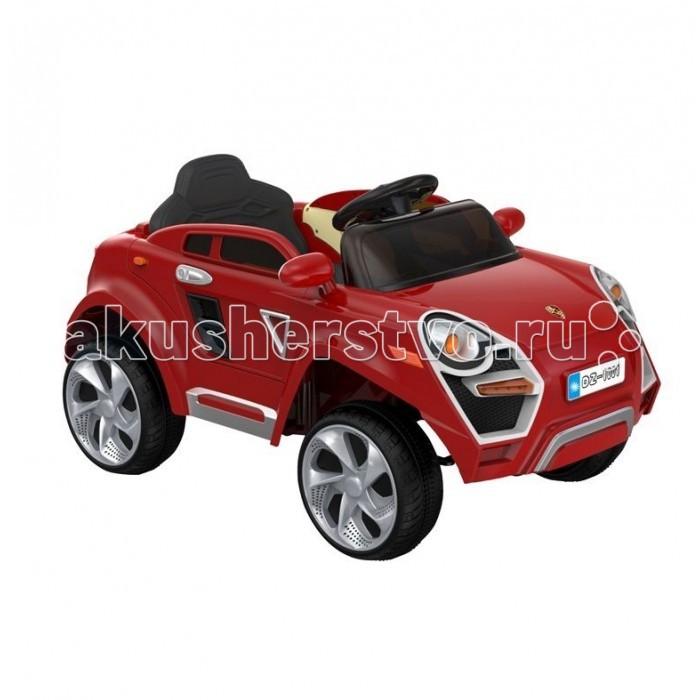 Электромобиль 1 Toy Порше КайенПорше КайенЭлектромобиль 1 Toy Порше Кайен порадует ребенка благодаря возможности самостоятельно управлять личным транспортом. Электромобиль может развивать безопасную скорость до 6 км в час, также на панели машины имеется переключатель регулировки двух скоростей.  Безопасность маленькому водителю обеспечат надежные ремни безопасности. Электромобиль оснащен амортизаторами, дающими движению мягкий ход, а шины колес сделаны из прочной резины, которая обеспечивает отличное сцепление с поверхностью дороги. Езда на этом электромобиле сопровождается световыми и звуковыми эффектами, музыкальный модуль оснащен регулятором громкости.<br>