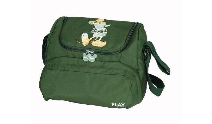 Casualplay Сумка Vanity Bag DisneyСумка Vanity Bag DisneyСумка Vanita Bag – компактная и практичная сумка для мамы, ее малыша и всей семьи! Все самое необходимое на прогулке у вас собой. В комплект входит мягкий матрасик для пеленания, кармашек для подгузников. Сумку возможно носить на плече или закрепить на коляске. Размеры (д&#215;ш&#215;в): 32&#215;16&#215;22 см<br>