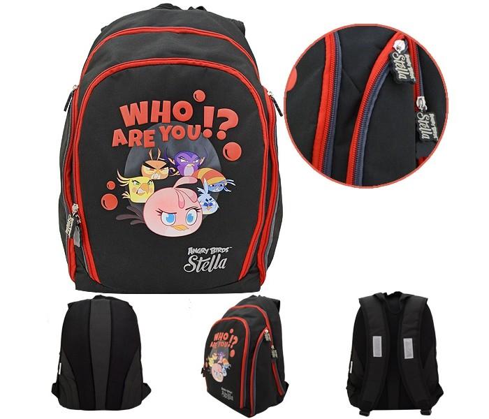 Школьные рюкзаки Action Рюкзак Angry Birds Stella школьные рюкзаки action рюкзак angry birds stella