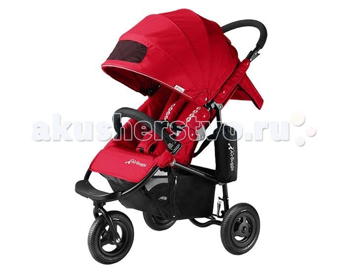 Прогулочная коляска AirBuggy CocoCocoAirBuggy Coco Компактный размер коляски позволяет передвигаться по узким тротуарам и улицам, маневрировать среди большого скопления людей. Усовершенствованные функции коляски заботятся о Вашем ребенке и о Вас. Это легкая модель AirBuggy.  Прогулочный блок:  спинка регулируется по наклону ( два положения 110 и 135 градусов) для детей возрастом от 3 мес до 4 лет и весом до 20 кг просторное сидение эргономичной анатомической формы пятиточечные ремни безопасности с мягкими накладками огромный капюшон с окошками, задняя крышка капюшона полностью раскрывается. боковая змейка на корзине для покупок для более удобного доступа  автоматический замок при складывании коляски система сложения книжкой , быстро и компактно термосумка боковая на раме  Ручка:  полукруглая ручка удобной эргономичной формы   Колеса:  надувные камерные колеса, на подшипниках переднее поворотное колесо с улучшенной амортизацией (система Forever Air - на неровной дороге ваш ребенок не проснется!) специальная система тормоза, при любом уклоне дороге. Тормозная ручка проходит по всей длине. съемные задние колеса ширина колесной базы 53,5 см , вмещается даже в самый узкий лифт. высота 104.6 см  Шасси:  легкое складывание ручной стояночный тормоз алюминиевая рама возможность установки детских автокресел: Maxi-Cosi.  Адаптеры приобретаются ОТДЕЛЬНО!  В комплекте: шасси прогулочный блок дождевик термосумка   Размеры:       габариты в разложенном виде (дхшхв): 58x96x104.5<br>