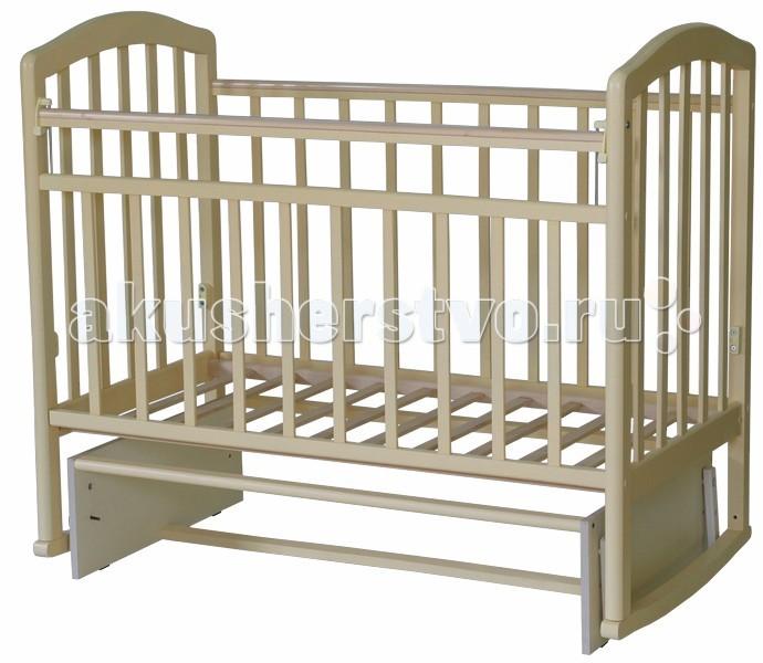 Детские кроватки Антел Алита 3 маятник поперечный