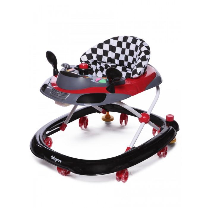 Ходунки Baby Care PrixPrixХодунки Baby Care Prix имеют 8 силиконовых колес и мягкое сиденье. Обивка легко и полностью снимается, что очень упрощает стирку. 3 положения по высоте.  Ходунки Prix имеют музыкально-игровую панель со световыми эффектами.  Особенности: 8 силиконовых колёс мягкое сиденье  музыкально-игровая панель со световыми эффектами 3 положения по высоте полностью съемная обивка (для удобства стирки) рекомендовано для детей от 6 месяцев до 12 кг Вес ходунка: 2.8 кг Размер ходунка в разложенном состоянии: 65х56х52 см Размер ходунка в сложенном состоянии: 65х56х29 см<br>