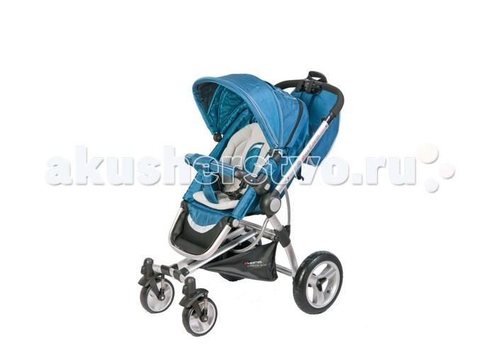 Прогулочная коляска Baby Care Suprim SoloSuprim SoloПрогулочная коляска Baby Care Suprim Solo - оригинальная модель привлекательного дизайна с использованием плотных качественных тканей для комфортных всесезонных прогулок мамы с малышом до возраста 3 лет.  Для удобства родителей коляска Baby Care Suprim Solo (Бэби Кар Суприм Соло) достаточно многофункциональна, мобильна и рационально оборудована, что отвечает основным требованиям современных мам.  Особенности коляски Baby Care Suprim Solo:  ультралёгкая рама из алюминиевого профиля  эргономичная ручка корректируется под рост родителей по высоте  объёмный капюшон с удобным смотровым окном сверху на клапане и солнцезащитным козырьком с защитой от УФ-лучей  прогулочный модуль Suprim Solo устанавливается по углу наклона в 3 положениях  возможен поворот всего модуля на 180 градусов относительно оси - из направления лицом к маме в противоположную сторону  угол наклона подножки легко меняется под потребности малыша  мягкий тканевый ограничитель для ребенка на съёмном бампере-поручне  ремни безопасной поддержки с мягкими наплечниками  дополнительный теплый матрасик-вкладыш для прохладного времени года  разное расстояние между колесами на передней и задней оси  лёгкий механизм складывания по типу книжки через кнопку в поручне  удобный механизм тормоза на задней оси.  Благодаря мягким амортизаторам, передним (17 см) плавающим колесам с блокировочным механизмом и большим (30 см) задним надувным колесам с подшипниками - достигнуты отменные маневренность и плавность хода коляски Baby Care Suprim Solo по любому дорожному покрытию, что с удовольствием отметит и оценит каждая мама.  Расстояние от пола до сидения коляски 50 см.  Рама коляски Baby Care Suprim Solo идеально подходит для установки на неё (через адаптер) совместимого автокресла Baby Care Zero+, продающегося отдельно, а также и для люльки совместимой модели Baby Care Suprim<br>