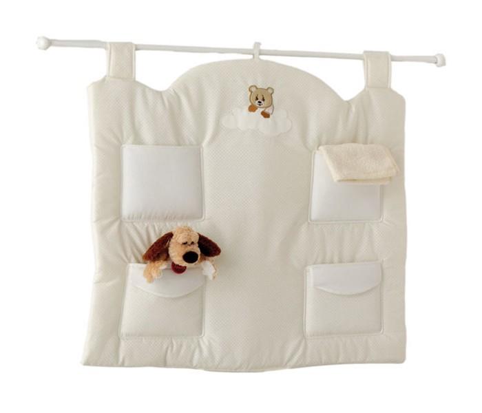 Карманы и панно Baby Expert Настенный карман Abbracci fairy сумка для пеленок и подгузников жирафик