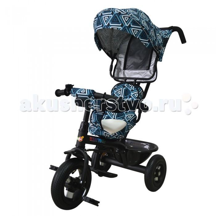 Трехколесные велосипеды BabyHit Трицикл Kids Tour babyhit 3 х колесный kids tour красный