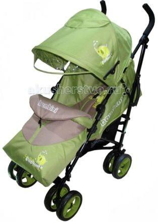 Коляска-трость Bambini GalantGalantКоляска Bambini Galant с чехлом - это очень практичная, легкая, устойчивая модель прогулочной коляски. В комплекте с коляской идет чехол для ножек, поэтому с ребенком можно будет прогуляться и в холодную погоду.  Коляска Bambini Galant очень просторная, и если малыш во время прогулки захочет уснуть, маме достаточно будет опустить спинку коляски и поднять подножку, создав таким образом уютное спальное место своему ребенку. Понаблюдать за малышом можно будет в специальное окошко, которое находится на капюшоне коляски.  Особенности: складывается способом трость регулируемый защитный козырек с кармашком и окошком два пятиточечных ремня безопасности съемный прочный бампер спинка регулируется (вплоть до лежачего положения) и подножка большая корзинка для покупок и вещей чехол для ножек малыша удобная ручка для переноски коляски стальной каркас эргономичные, не скользящие, ручки колеса сдвоенные, полиуретановые, плавающие (передние)  Размеры: 106х70х50 см, колеса - 17 см. Вес 8.5 кг.<br>