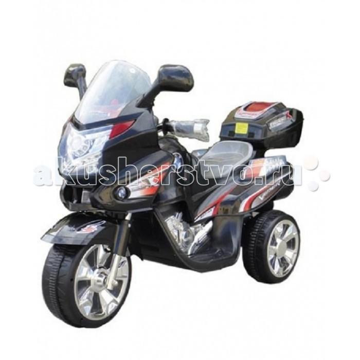 Электромобиль Bambini ScooterScooterЭлектромотоцикл Bambini Scooter рекомендован для юных гонщиков от 3-х до 6-ти лет.  Он отличается устойчивой конструкцией и гарантирует максимальную безопасность во время езды.  Максимальная скорость до 4.5 км/ч.  Направление движения: вперед и назад.  Способ переключения - кнопка.  Колеса выполнены из прочного пластика с резиновым уплотнителем шириной 3 см, проходящим по окружности колеса для лучшего сцепления с дорогой  Музыкальные и световые эффекты.  Зеркало заднего вида.  Разъем для подключения MP3 плеера.  Небольшой, но вместительный багажник для мелочей.  Максимально допустимый вес 25 кг.  Заряда аккумулятора хватает на 2 - 3 часа езды, с момента полной зарядки аккумулятора. АКБ: 6V/4h  Размер электромотоцикла (ДхШхВ): 110х48х71 см.<br>