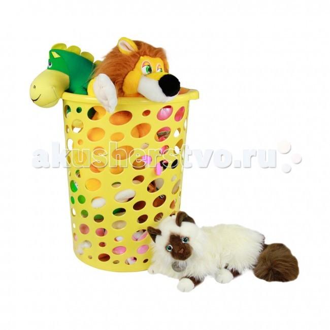 Ящики для игрушек Альтернатива (Башпласт) Корзина Соренто 45 л корзина для белья сорренто 45л белый м1708