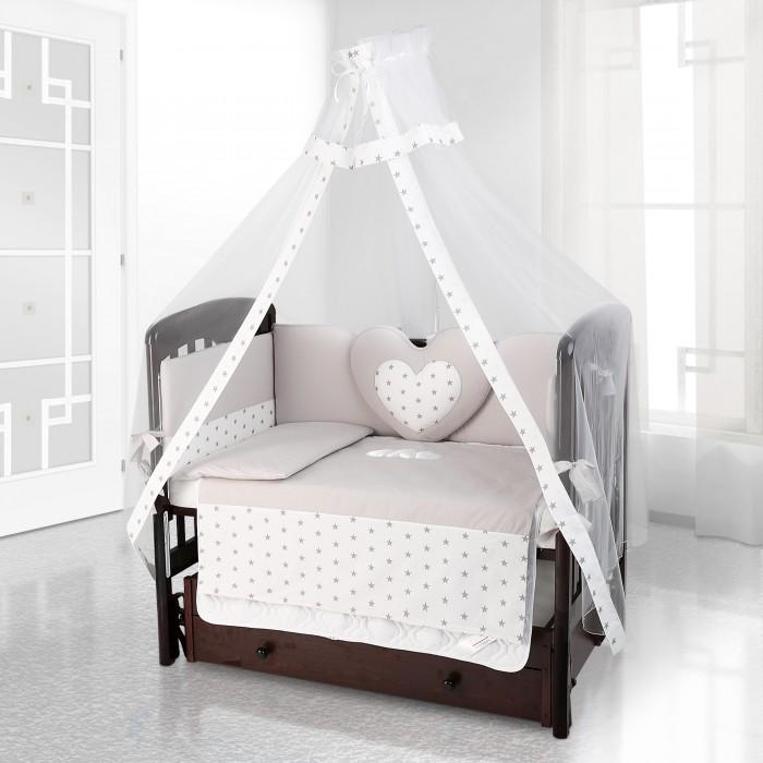 Балдахин для кроватки Beatrice Bambini Di FioreDi FioreBeatrice Bambini Di Fiore обеспечит максимальную защиту вашему ребенку в детской кроватке от разнообразных внешних раздражителей, как тополиный пух, пыли или насекомые. Его тончайшие, но достаточно прочные ткани будут невесомо укрывать малыша, обеспечив ему спокойный сон.  Все материалы, отобранные производителем, прошли предварительную строгую проверку на обязательную гипоаллергенность и безопасность для новорожденных. Балдахин получил очень мягкое цветовое исполнение и придется каждому по вкусу.  Особенности модели   невесомый, но прочный материал  нежное дизайнерское оформление  безопасные ткани и материалы  хорошая степень защиты для малыша<br>