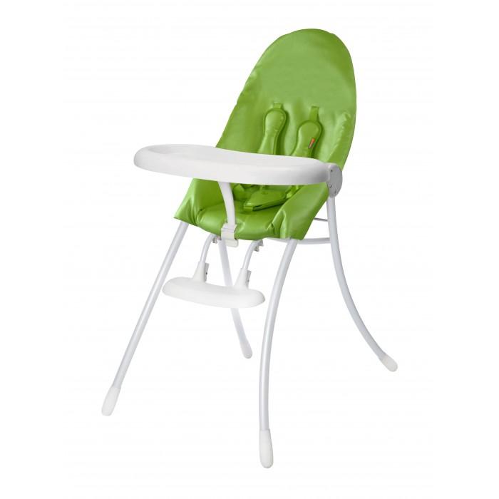 Стульчик для кормления Bloom NanoNanoСтульчик для кормления Bloom Nano   Стульчик Bloom Nano представляет собой детское кресло для кормления изящного дизайна и компактной складной конструкции.  Рекомендуется использовать это детское кресло, для возраста вашего ребенка от 6 месяцев до 3 лет.  Это детское кресло сконструировано и прошло испытания, с целью обеспечения соответствия новейшим релевантным правилам техники безопасности.  Особенности:  Легко складывается до компактного размера.  Ремни безопасности с креплением в 5 местах.   Обивка эко-кожа, в ассортименте ярких оттенков.   Съемный поднос (можно мыть в посудомоечной машине).   Поднос с гладкой поверхностью и глубоким бортом, с возможностью регулировки для установки во множество положений.   Подножка с возможностью установки в двух положениях.   Легкая конструкция кресла облегчает его перемещение.  Размер (дxшxв ): 75x59x108 см Размер в сложенном состоянии (д&#215;ш&#215;в ): 18x59x128 см Вес: 5,5 кг  Подушка-чехол для замка ремня безопасности в паховой области больше не производится!<br>