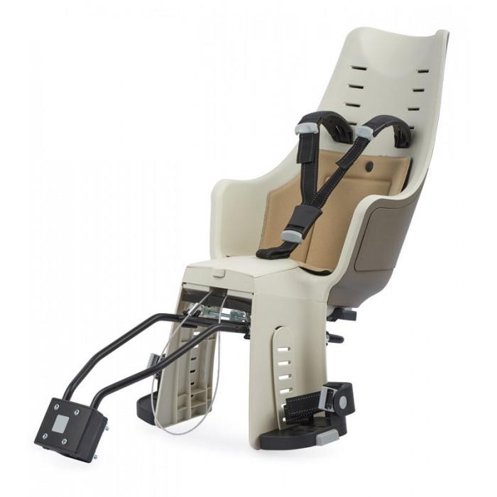 Bobike Велокресло Exclusive Maxi 1PВелокресло Exclusive Maxi 1PBobike Велокресло Exclusive Maxi 1P - Вы полюбите кататься с детьми. Наслаждайтесь природой, чувствуйте ветер в волосах и солнечные лучи на лице. Уникальная двухслойная конструкция кресла обеспечивает непревзойдённый уровень безопасности ребёнка. Кресло оборудовано регулируемыми по высоте мягкими нескользящими наплечными ремнями с надёжной застёжкой для удержания ребёнка в правильной позиции.   Exclusive Maxi 1P оснащено подкладкой из водоотталкивающего материала. Система крепления Click & Go позволяет быстро и без инструментов  установить и снять велокресло, а также переставить его между разными велосипедами. Для кратковременной стоянки у магазина или подъезда в комплектацию включён небольшой кодовый замок. Exclusive Maxi 1P устанавливается на подседельную трубу рамы диаметром от 28 до 40 мм или на багажник шириной от 120 до 175 мм. Велокресло предназначено для детей от 9 месяцев до 6 лет и весом до 22 кг.  Особенности: • Крепление на раму или багажник велосипеда • Нескользящие наплечные ремни, регулируемые по высоте • Подкладка из водоотталкивающего материала • Регулируемые подножки, настраиваемые без инструментов • Кодовый замок защитит от кражи кресла • Шестигранник для установки кресла в комплекте • Совместимо с электровелосипедами  • Награда от Голландского Общества Потребителей • Сделано в Европе • Для детей от 9 месяцев до 6-и лет или весом до 22 кг<br>