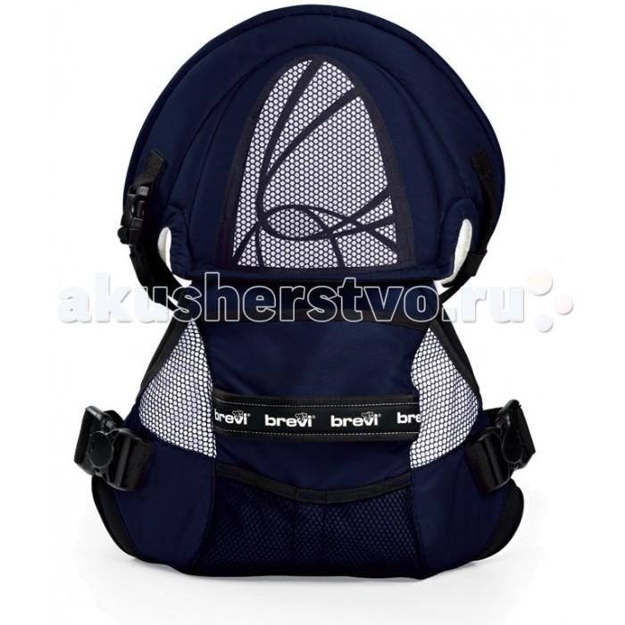 Рюкзак-кенгуру Brevi PodPodBrevi Pod - это революционный рюкзак для переноски детей и младенцев с распределением нагрузки, которая не напрягает спину. Защищает от болей в области шеи и нижней части спины. Brevi Pod - рюкзак, который усовершенствовал способ переноски детей, потому что позволяет делать это в наиболее естественном положении, усаживая их на бок и не напрягая спину. Идея - использовать систему равномерного распределения нагрузки, добавив новые точки опоры на плечи и под мышкой, поглощая таким образом 60% веса ребенка. В таком положении не только Вашему ребенку будет удобно рядом с Вами, но Вы сможете носить его длительное время без утомления. Откройте для себя преимущества системы Anyfit.  Благодаря эргономичным ремням, легко регулируемым системой Anyfit, этот рюкзак для переноски детей Brevi Pod: может быть использован людьми всех размеров и всех возрастов  предлагает свободу выбора удобной для ношения ребенка стороны (бедра) может быть использован также для ношения младенца спереди в первые месяцы жизни ребенка особенно удобен и практичен для деликатных моментов грудного вскармливания может также использоваться бабушками и дедушками, потому что не напрягает спину  Рюкзак-переноска с тщательным отбором мягких материалов для точек контакта с чувствительной кожей ребенка*, прочный корпус и жесткий подголовник, практичный и гибкий благодаря ремням системы Anyfit. Pod - это ответ компании Brevi на потребность в мобильности современных родителей. И потребность в контакте и комфорте своих детей. внутренняя обивка рюкзака Brevi Pod изготовлена из органических волокон, мягкого материала, подходящего для нежной кожи младенцев. Утверждена OEKO - TEXT standard 100 класс 1 ткани, не содержит вредных веществ и не вызывает аллергии.  Готовая воздухопроницаемая чаша из натуральных волокон: эргономичный дизайн,разработанный в сотрудничестве с педиатрами для благополучия ребенка анатомическое сиденье позволяет ребенку сохранить естественную позу таза и ног в правильном 