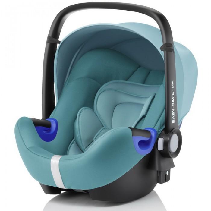Автокресло Britax Roemer Baby-Safe i-SizeBaby-Safe i-SizeАвтокресло Britax Roemer Baby-Safe i-Size это первая автолюлька, которая соответствует новому стандарту безопасности детских автомобильных кресел ECE R129 (i-Size).   Автолюлька обеспечивает безопасность и комфорт для новорожденных возрастом до 15 месяцев. Она регулируется в соответствии с параметрами ребенка, и рассчитана на детей ростом до 83 см.   Автолюлька оснащена вставкой для новорожденных, которая обеспечивает дополнительную поддержку и смягчает силу удара при столкновениях. Вставка вынимается, а высота подголовника регулируется для дополнительного пространства по мере роста ребенка.   Улучшенная технология SICT обеспечивает двухэтапную защиту при боковых столкновениях. При ударе она отталкивает ребенка в сторону с помощью контролируемого механизма, а затем деформируется, чтобы смягчить силу удара. Капор защищает ребенка от солнца (имеет солнцезащитный фактор UPF 50+) и ветра в автомобиле и коляске.    Все автолюльки Britax Roemer можно устанавливать на шасси любой коляски Britax с помощью адаптеров CLICK & GO®. Кроме того, они совместимы с колясками других известных брендов.  Особенности: группа - 0+ материал - пластик, текстиль вес - 4.8 кг размер (ДхШхВ) - 67 х 44 х 58 см для детей ростом от 40 до 83 см для детей весом до 13 кг для детей от рождения до 18 месяцев<br>