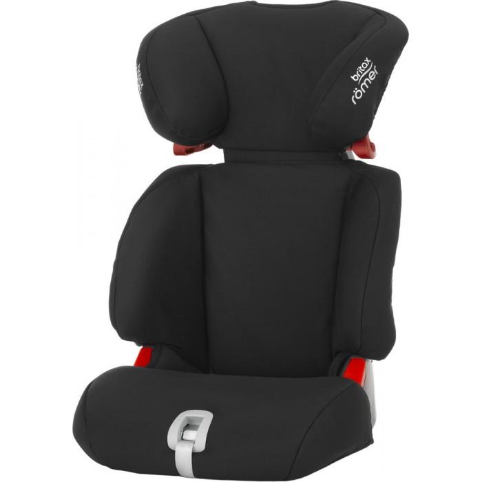 Автокресло Britax Roemer Discovery SLDiscovery SLBritax R&#246;mer Discovery SL - самая простая версия автокресла для детей от 3.5-4 лет.   Крепление Soft Latch (ременная версия Isofix) позволяет зафиксировать кресло к кузову автомобиля. Эргономичная форма подголовника позволяет ребенку отдыхать комфортно в поездке любой дальности. Благодаря такой форме и толщине достигается максимальная защита от бокового удара. Надёжные направляющие ремня безопасности помогаю правильно провести ремень по плечу ребенка.  Глубокие боковины обеспечивают отличную защиту.  Чехол, который легко снимается для стирки. Очень лёгкое - отличное решение для быстрого перемещения между машинами. Регулировка подголовника по высоте в большом диапазоне. Спинка автокресла регулируется в зависимости от наклона сиденья автомобиля. Ребёнок фиксируется при помощи штатного автомобильного 3-х точечного ремня безопасности.  Установка в автомобиле только лицом по ходу движения.  Автокресло соответствует последнему стандарту ECE R44/04.  Данная модель НЕ разбирается в бустер.  Для удобства хранения автокресла в небольшом багажнике спинка полностью отклоняется в лежачее положение.  Высокие показатели в независимых краш-тестах Adac.de в мае 2016 года.   Габаритные размеры: глубина 45 см, ширина 44 см, высота 67-85 см Вес 4.3 кг.<br>