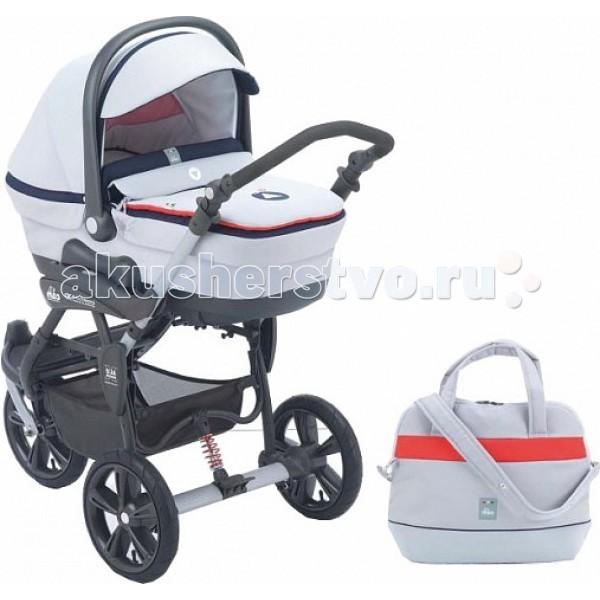 Коляска CAM Cortina Fluido Sport Exclusive 2 в 1Cortina Fluido Sport Exclusive 2 в 1Коляска Cam Cortina Fluido Sport Exclusive - плавная и комфортная коляска для повседневного использования. Незаменима в любой сезон, Так же подойдет для семей, проживающих за городом. Идеальна для прогулок в лесах и парках.  Люлька предназначена для детей в возрасте от 0 до 6 месяцев, которую можно использовать в автомобиле со специальным креплением (крепление продается отдельно). Ручка на люльке имеет специальное не скользящее покрытие Люлька оснащена системой Quicky System, которая позволяет одним движением снимать и устанавливать на шасси. Все внутренние покрытия люльки из 100% хлопка, что создает отличную вентиляцию, обивка съемная и может стираться в щадящем режиме при 30 градусах  Прогулочный блок предназначен для детей в возрасте от 6-ти до 36 месяцев, оснащен системой Via-Via System Reverse, позволяющей устанавливать прогулочный блок в 2-х положениях: к себе от 0 до 12 месяцев, от себя 12 до 36 месяцев. Поворотное сиденье с подлокотниками. Обивка съемная и может стираться в щадящем режиме при 30 градусах  Коляска в сложенном виде занимает очень мало места, раскладывается одной рукой, имеет предохранитель от случайного складывания.<br>