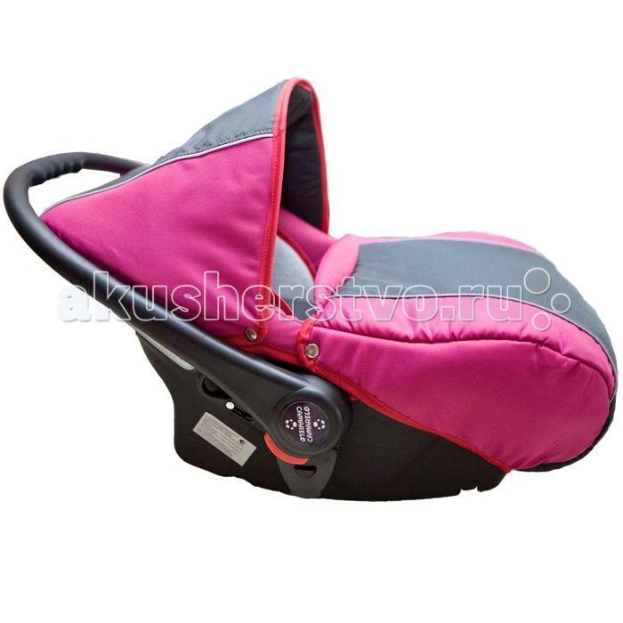 Автокресло Camarelo Q12 SportQ12 SportНадежное, функциональное и безопасное автокресло Camarelo Q12 Sport для детей до 6 месяцев (до 13 кг). В автомобиле крепится штатными ремнями на переднее или заднее сидение против направления движения автомобиля. Оборудовано 3-точечными ремнями безопасности. Прочный каркас анатомической формы из полипропилена и поглощающая силу удара прослойка из полистирола обеспечат комфортное и безопасное передвижение вашего крохи.  Кресло может быть установлено на шасси Camarelo Q12 Sport с помощью переходников. Благодаря удобной ручке, фиксирующейся в двух положениях, Вы можете использовать его и как переноску или качалку для малыша.  Особенности: возрастная группа: 0 (0-13 кг) трехточечные ремни безопасности - 3 уровня регулировки, с мягкими наплечниками жесткая ручка для переноски эргономичной формы комплектуется накидкой на ножки и капюшоном каркас имеет анатомическую форму, материал - полипропилен поставляется с адаптером для крепления на шасси коляски Q12 крепление в автомобиле штатными ремнями безопасности обивка из техноткани, съемная прослойка из полистирола поглотит силу удара  Комплект включает защитный козырек и накидку на ножки.<br>