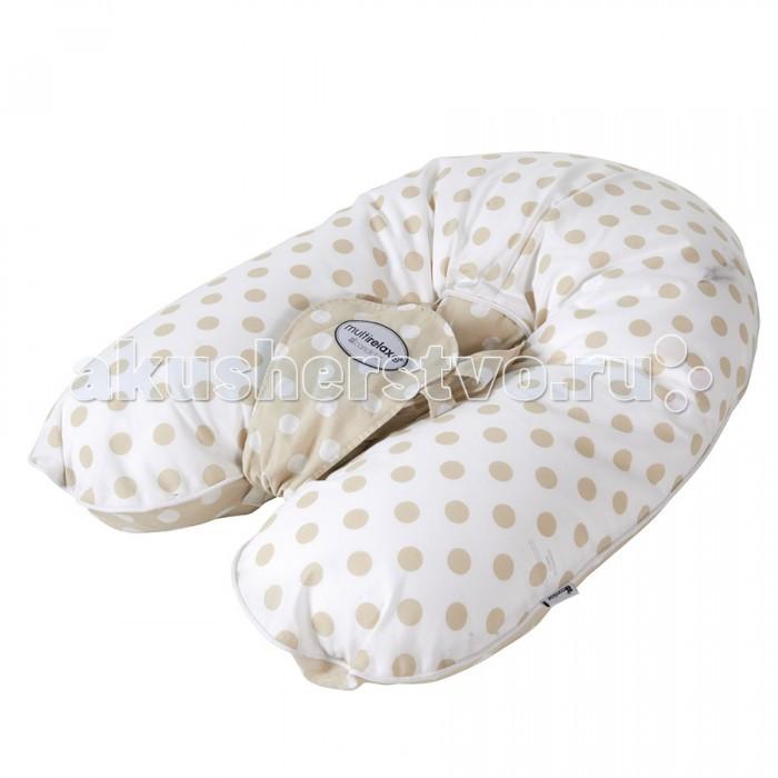 Candide Подушка для кормления 3 в 1 Multirelax+ PolycottonПодушка для кормления 3 в 1 Multirelax+ PolycottonCandide Подушка для кормления 3в1 Multirelax+ Polycotton  Подушка для беременных. Подушка для кормления. Меняя форму, превращается в подушку для релаксации ребенка. Ремни безопасности обеспечивают ребенку комфорт и безопасность. Съемный чехол.  Наполнитель - микрошарики.  Состав: полиэстер, хлопок.<br>