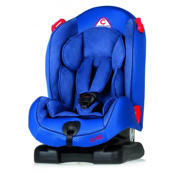 Автокресло Capsula MN3MN3Capsula MN3 — мультифункциональное автокресло весовой группы 1-2. Оно предназначено для детей весом от 9 кг до 25 кг. Эта модель совмещает комфорт и эргономику сидения группы 1 для детей с 9 месяцев до 4 лет с универсальностью и практичностью автокресла группы 2, предназначенного для детей 6-7 лет.  Особенности:  ECE R44/04 сертификат: высочайший международный стандарт безопасности Кресло предназначено для транспортировки детей от 9 месяцев до 6 лет (от 9 до 25 кг) Встроенный ремень безопасности, регулируемый по высоте на 4 размера Дополнительные, мягкие, противоскользящие накладки для ремня 5-точечный, высококачественный замок ремня безопасности Sabelt Минимальное проскальзывание благодаря поглощающей скольжение обивке спинки 5 положений для сидения и сна с простой установкой одной рукой Дополнительные съёмные вставки для младенцев Очень мягкая обивка с возможностью стирки  Вес 7 кг.<br>