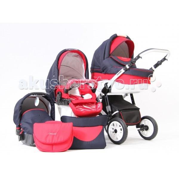 Коляска Car-Baby Concord Lux 3 в 1Concord Lux 3 в 1Коляска Car-Baby Concord Lux 3 в 1 - это современная многофункциональная коляска 3 в 1 с дополнительной амортизацией и полным набором всех необходимых регулировок и функций для комфортных прогулок в любое время года!  Шасси Car-Baby Concord Lux: легкая алюминиевая рама надувные колеса на подшипниках передние поворотные колеса с блокировкой для движения прямо амортизирующая подвеска с регулировкой жесткости центральный тормоз ручка коляски, обшитая эко-кожей регулирование высоты ручки компактное складывание.  Люлька Car-Baby Concord Lux: вместительные внутренние размеры регулировка спинки с внешней стороны матрасик для новорожденного встроенная москитная сетка для вентиляции ручка для переноски.  Прогулочный блок Car-Baby Concord Lux: установка в двух направлениях (по ходу или против движения) 4-ступенчатая регулировка наклона спинки до полностью горизонтального положения регулирование подставки для ножек дополнительный матрасик на сидение многоступенчатая регулировка капюшона защитный бампер с регулировкой высоты перемычка между ножек подножка и бампер защищены от загрязнений пленкой.  Автокресло Car-Baby Concord Lux: автокресло крепится в автомобиле против направления движения имеет встроенные трехточечные ремни безопасности с легкой регулировкой длины высококачественные материалы обивки приятны на ощупь, легко чистятся эргономичная рукоятка позволяет зафиксировать кресло на полу съемный капюшон, защищающий ребенка от ветра и солнца функция колыбели автокресло изготовлено из пластика, не из пенополистирола мягкая вставка для самых маленьких детей.<br>