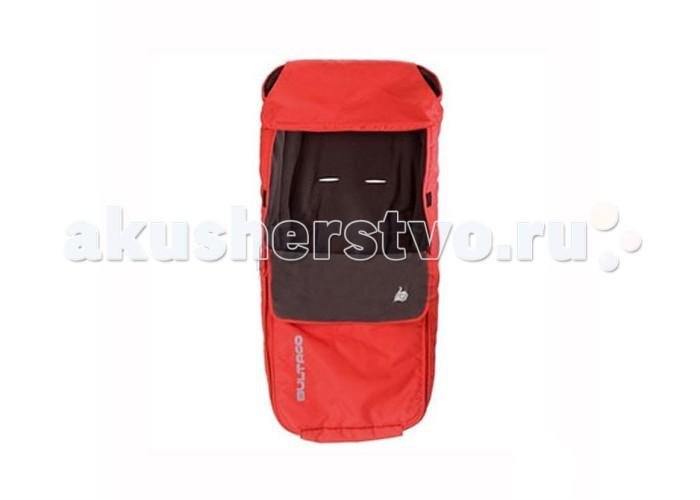 Демисезонный конверт Casualplay Footmuff BultacoFootmuff BultacoУтепленный конверт Casualplay Bultaco для прогулок с ребенком в холодное время года.   Особенности: для ребенка до 12 месяцев верхняя часть конверта трансформируется в капюшон для головки когда ребенок подрастет, конверт используется как чехол для ножек прорези для ремней безопасности коляски в спинке конверта идеально подходит к коляскам Casualplay S4 Bultaco рекомендуется ручная стирка застежка: двусторонние молнии  Материал: плотная водонепроницаемая ткань, флисовая ткань<br>