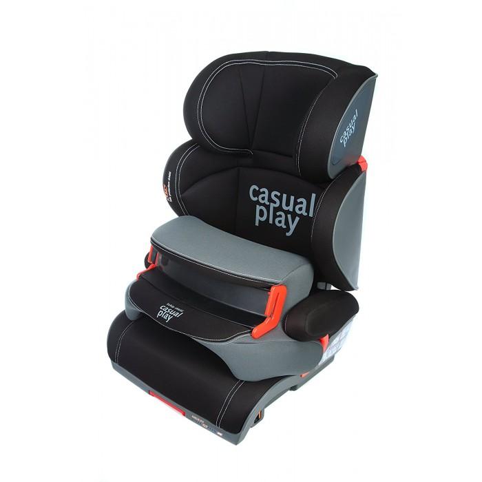 Автокресло Casualplay Multipolaris FixMultipolaris FixАвтокресло Casualplay Multipolaris Fix удобное в эксплуатации, комфортное и безопасное.  8-позиционный подголовник Кресло, которое растет, чтобы плотно прилегать к телу ребенка. Подголовник имеет 8 положений, обеспечивая более долгий срок эксплуатации кресла.  Особая ткань обивки Используются ткани, которые безвредны для здоровья и соответствуют международным стандартам Oeko-Tex Standard 100, для комфорта и благополучия кожи Вашего ребенка.  Защита со всех сторон и при опрокидывании Автокресло идеально подходит для поглощения энергии при ударе.  Регулируемая спинка Спинка приспосабливается под сиденья различных автомобилей и регулируется по углу наклона до 20 градусов. Имеется специальный кармашек с защелкой для хранения инструкции, чтобы она всегда была под рукой.  Особенности: Группа: 1/2/3 (9-36 кг)  Возрастное ограничение: От 9 месяцев  Установка: Лицом вперед  Тип крепления: Isofix  Максимальная нагрузка: 36 кг Материал обивки: Полиэстер Размер: Высота: 64 см Глубина: 45 см Ширина: 45 см Вес: 6.7 кг<br>