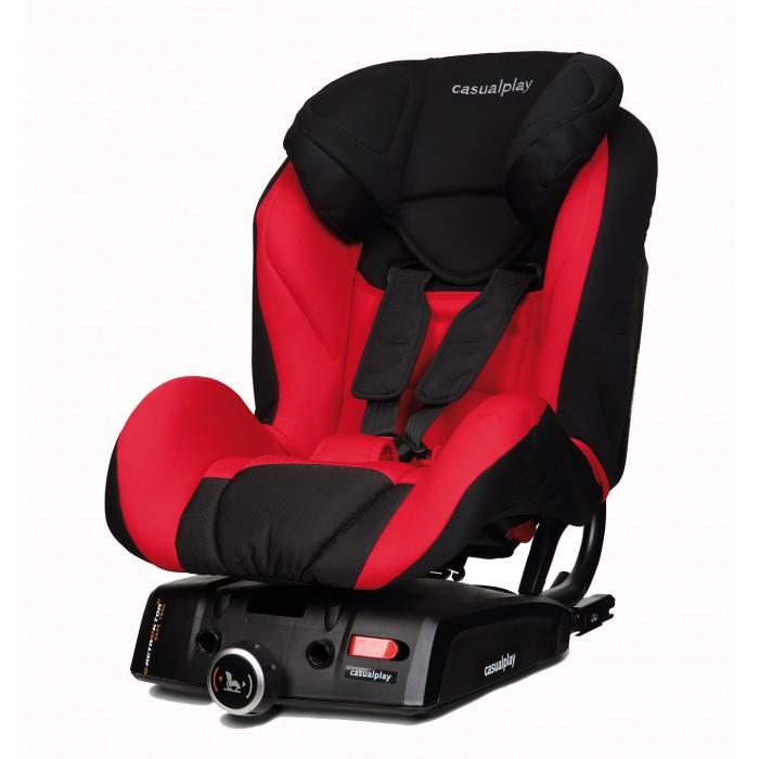 Автокресло Casualplay Q-RetractorQ-RetractorQ-Retractor автокресло с автоматической блокировкой ремней безопасности. Благодаря использованию специального ретрактора, ремни безопасности автокресла работают по тому же принципу, что и ремни безопасности автомобиля. Функция преднатяжения ремней обеспечивает ребёнку наибольшую безопасность:на 30% снижается риск неправильного положения ребёнка в кресле и на 25% уменьшается ускорение головы и тела, что в совокупности снижает риск травмирования при экстренном торможении или аварии. Ремни автоматически позиционируют маленького пассажира в кресле наиболее безопасным образом, и никогда не дают слабину, при этом не важно сколько одежды надето на ребёнке. В отличие от кресел, оборудованных ремнями с ручной регулировкой натяжения, Q-Retractor освобождает родителей от множества забот и волнений относительно безопасности.   Особенности:  При регулировке подголовника по высоте происходит одновременная регулировка ремней безопасности по уровню.  Эксплуатация кресла становится ещё более удобной, так как оно растёт вместе с ребёнком.  Упор-нога (приобретается дополнительно).  Точка крепления якорного ремня (top tether). Входит в стандартный комплект поставки.  Многопозиционная регулируемая спинка.  Текстильная обивка легко снимается, и её можно стирать в машине при 30° С в режиме бережной стирки.  Абсолютная защита Вашего малыша: Специальная высокоэргономичная обивка со сверхмягкими защитными элементами, расположенными на подголовнике, спинке и боковых частях, прекрасно поглощает энергию удара.<br>