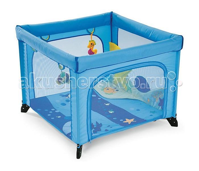 Манеж Chicco OpenOpenМанеж Chicco Open   Яркий и просторный квадратный манеж для малыша от рождения. Специальные кольца для передвижения ребенка и открывающаяся боковая часть делают манеж практичным и прекрасным безопасным игровым местом для малыша. Компактно, в течении минуты складывается в тростью. В сложенном виде занимает минимум места и может переноситься в специально прилагаемой сумке. Стенки манежа сделаны из специальной безопасной сетки, обеспечивающей вентиляцию.  Жесткое основание (днище) и мягкий набивной матрас в чехле из хлопка обеспечивают правильное физиологическое положение тела и позвоночника ребенка во время игр и сна. Колец нет. Вес: 11 кг. Размеры: 94х94х76 см.<br>