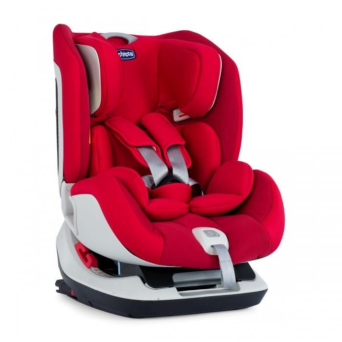 Автокресло Chicco Seat-up 012Seat-up 012Автокресло Chicco Seat-up 012 следует за ростом ребенка с рождения до достижения веса 25 кг, примерно до 6 лет.   Кресло трансформируется в 3 этапа:  Группа 0+: когда автокресло используется для деток возрастной группы 0+ (0-13 кг). В таком случае его нужно устанавливать в положении «лицом против движения» при помощи штатных ремней безопасности автомобиля. Подушка безопасности должна быть деактивирована! Наличие мягкого вкладыша способствует правильному положению малыша весом до 9 кг в кресле.  Группа 1: когда автокресло используется для деток первой возрастной группы (9-18 кг). В таком случае его нужно устанавливать в положение «лицом по ходу движения». Автомобильное кресло можно установить при помощи системы крепления Isofix. Всегда проверяйте совместимость автокресла с вашей моделью автомобиля. Если ваш автомобиль не оснащен системой крепления Isofix, то автокресло можно установить при помощи штатных ремней безопасности автомобиля. Система крепления Isofix обеспечивает быструю, легкую и безопасную установку автокресла в автомобиль.  Группа 2: когда автокресло используется для деток второй возрастной группы (13-25 кг ). В таком случае кресло устанавливается по направлению автомобиля штатными ремнями безопасности, системой Isofix или якорным ремнём Top Tether. Спинку автокресла Chicco Seat - up 012 можно установить в 4 различных положениях. 4-ое положение наклона спинки было специально разработано для новорожденных малышей (Группа 0+).  Подголовник и ремни безопасности автокресла регулируются одновременно по высоте одним движением руки.<br>
