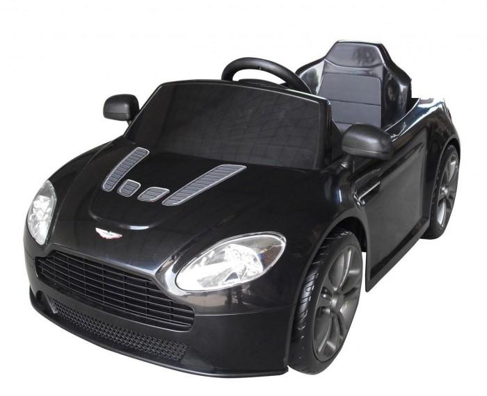 Электромобиль Chien Ti CT-518R Aston MartinCT-518R Aston MartinЭлектромобиль Chien Ti CT-518R Aston Martin специально разработан для юных автомобилистов по лицензии английской марки Aston Martin. Автомобиль рассчитан на детей в возрасте от 3 до 5 лет. В нем ваш ребенок будет чувствовать себя удобно и комфортно благодаря хорошей посадки и вместительного салона и амортизаторам на задней оси. Автомобиль сделан из высоко технологичного, ударопрочного и абсолютно безвредного пластика. В автомобиле есть все для увлекательного времяпровождения вашего ребенка. Уникальность включает в себя передние и задние LED фонари, разъемы для подключения внешних носителей, звук двигателя при заводе автомобиля, подсветка приборной панели и кнопки старта. Автомобиль оснащен пультом дистанционного управления Bluetooth, что позволяет контролировать водителя. В автомобиле Aston Martin от компании Chien Ti юный автомобилист почувствует себя королем дороги.  Особенности: 1 скорость вперед / 1 скорость назад скорость движения 2,5 км/ч зарядное устройство: 6В 700МА время работы (приблизительно) : 40 – 60 мин время зарядки АКБ: 8 – 10 часов функции: анатомические сиденья, легкая для нажатия педаль, звуковой сигнал мотора и клаксона,  LED фары  Размер машинки: 112х58х45 см<br>