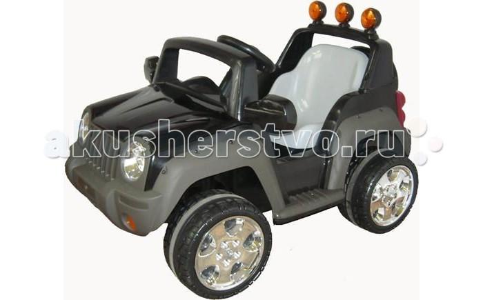Электромобиль Chien Ti TCV-335 ThunderbirdTCV-335 ThunderbirdЭлектромобиль Chien Ti TCV-335 Thunderbird - многофункциональная машина с одним посадочным местом. Имеет свет фар, удобный руль управления, открывающийся капот, несколько скоростей и колеса с резиновыми накладками, которые не будут дребезжать по асфальту. В комплекте имеется даже коврик.<br>