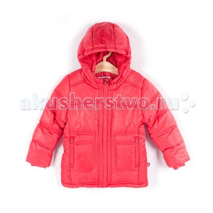 Coccodrillo Куртка для девочки Good GirlКуртка для девочки Good GirlCoccodrillo Куртка для девочки Good Girl  Утепленная стеганая куртка с капюшоном, застежка на молнию. Два кармана, в рукавах трикотажные манжеты.  Состав: 100% полиэстер Рекомендации по уходу: автоматическая стирка при температуре до 40 С.  Coccodrillo является одним из крупнейших производителей детской и подростковой одежды по всей Европе. Компания существует с 1990 года и сегодня сотрудничает с 27 странами по всему миру. Она также входит в топ пяти наиболее популярных европейских марок детской одежды.  Изделия не вызывают аллергических реакций. В их составе &#8722; только экологически чистые волокна, которые обрабатываются с использованием высоких технологий и современного оборудования, что обеспечивает ткани высокую степень износостойкости и гарантирует долгую насыщенность цветовой гаммы, а также высокое качество печати рисунка.<br>