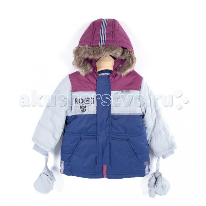 Coccodrillo Куртка для мальчика Born to RockКуртка для мальчика Born to RockCoccodrillo Куртка для мальчика Born to Rock  Трехцветная куртка, утепленная, спереди карманы, капюшон с отстегивающимся мехом, на рукавах манжет - резинка, застежка-молния, спереди декоративная нашивка.  Состав: 100% полиэстер Рекомендации по уходу: автоматическая стирка при температуре до 40 С.  Coccodrillo является одним из крупнейших производителей детской и подростковой одежды по всей Европе. Компания существует с 1990 года и сегодня сотрудничает с 27 странами по всему миру. Она также входит в топ пяти наиболее популярных европейских марок детской одежды.  Изделия не вызывают аллергических реакций. В их составе &#8722; только экологически чистые волокна, которые обрабатываются с использованием высоких технологий и современного оборудования, что обеспечивает ткани высокую степень износостойкости и гарантирует долгую насыщенность цветовой гаммы, а также высокое качество печати рисунка.<br>