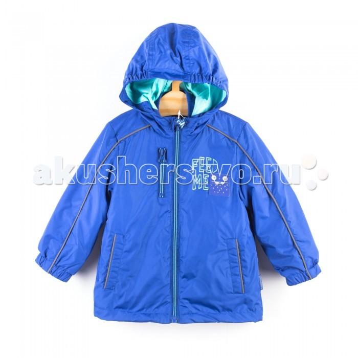 Coccodrillo Куртка для мальчика Feed MeКуртка для мальчика Feed MeCoccodrillo Куртка для мальчика Feed Me  Куртка на молнии с капюшоном, спереди карманы. Внутри отстегивающийся свитшот. Светоотражающие элементы. Спереди аппликация, манжеты на рукавах с резинкой.  Состав: 100% полиэстер Рекомендации по уходу: автоматическая стирка при температуре до 40 С.  Coccodrillo является одним из крупнейших производителей детской и подростковой одежды по всей Европе. Компания существует с 1990 года и сегодня сотрудничает с 27 странами по всему миру. Она также входит в топ пяти наиболее популярных европейских марок детской одежды.  Изделия не вызывают аллергических реакций. В их составе &#8722; только экологически чистые волокна, которые обрабатываются с использованием высоких технологий и современного оборудования, что обеспечивает ткани высокую степень износостойкости и гарантирует долгую насыщенность цветовой гаммы, а также высокое качество печати рисунка.<br>