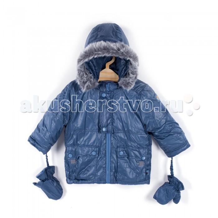 Coccodrillo Куртка для мальчика MusicКуртка для мальчика MusicCoccodrillo Куртка для мальчика Music  Куртка утепленная на молнии и с защитной планкой на кнопках. Капюшон с отстегивающимся мехом, варежки на резинках. Накладные карманы на кнопках, манжеты-резинки.  Состав: 100% полиэстер Рекомендации по уходу: автоматическая стирка при температуре до 40 С.  Coccodrillo является одним из крупнейших производителей детской и подростковой одежды по всей Европе. Компания существует с 1990 года и сегодня сотрудничает с 27 странами по всему миру. Она также входит в топ пяти наиболее популярных европейских марок детской одежды.  Изделия не вызывают аллергических реакций. В их составе &#8722; только экологически чистые волокна, которые обрабатываются с использованием высоких технологий и современного оборудования, что обеспечивает ткани высокую степень износостойкости и гарантирует долгую насыщенность цветовой гаммы, а также высокое качество печати рисунка.<br>
