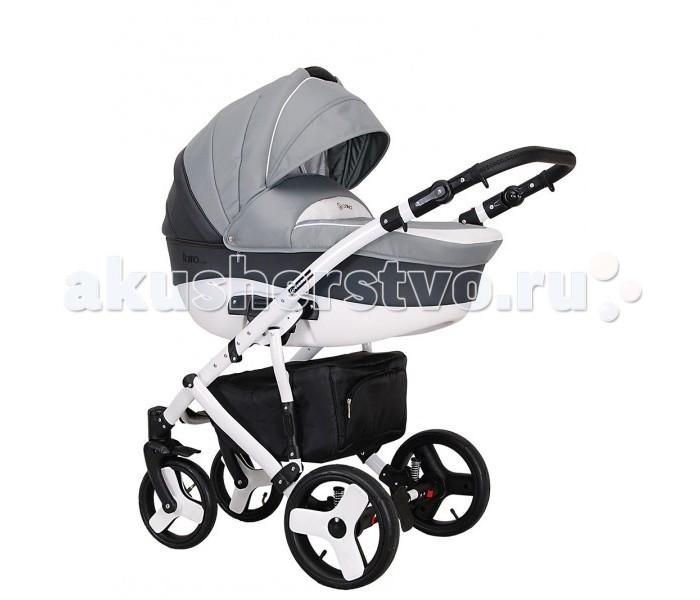Коляска Coletto Florino 3 в 1Florino 3 в 1Коляска Coletto Florino 3 в 1. Благодаря вместительной, удобной люльке и эксклюзивной мягкой ткани, а также вставкам из эко-кожи  предоставляет вашему ребенку суперкомфорт. В корзинке для покупок (на молнии) хватит места для необходимых вещей малышу и маме.   Каркас коляски выполнен из прочного и легкого алюминия. Колеса с подшипниками добавляют коляске надежность, устойчивость и вездеходность. Адаптеры для автокресла Maxi-cosi Pebble и Cabriofix, Romer. И еще ряд приемуществ!  Люлька:  для детей с первого дня жизни до 6 месяцев  внутренняя обивка гипоаллергенна  в комплекте — съемный матрасик  отстегивающийся капюшон  в капюшон встроена ручка для транспортировки модуля  наклон спи  Прогулочный блок:  для детей от 6 месяцев  все используемые материалы гипоаллергенны  усиленная боковая защита  оснащение защитным бампером  имеет мягкую перемычку-разделитель между ножек  наклон спинки регулируемый  высота подножки регулируемая  имеет мягкие валики-ограничители для боковой поддержки ног  отделка подножки выполнена из эко-кожи для простоты ухода  ремни безопасности пятиточечные с регулировкой длины  мягкие плечевые накладки  замок ремней безопасности спрятан в мягкий чехол  капюшон имеет вентиляционное окошко на молнии со встроенной антимоскитной сеточкой.  Автолюлька:  подходит для базы isofix Coletto  имеет 5-точечные ремни безопасности  вес: 4 кг.<br>