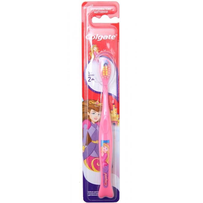 Гигиена полости рта Colgate Зубная щетка Для Детей 2+ для детей
