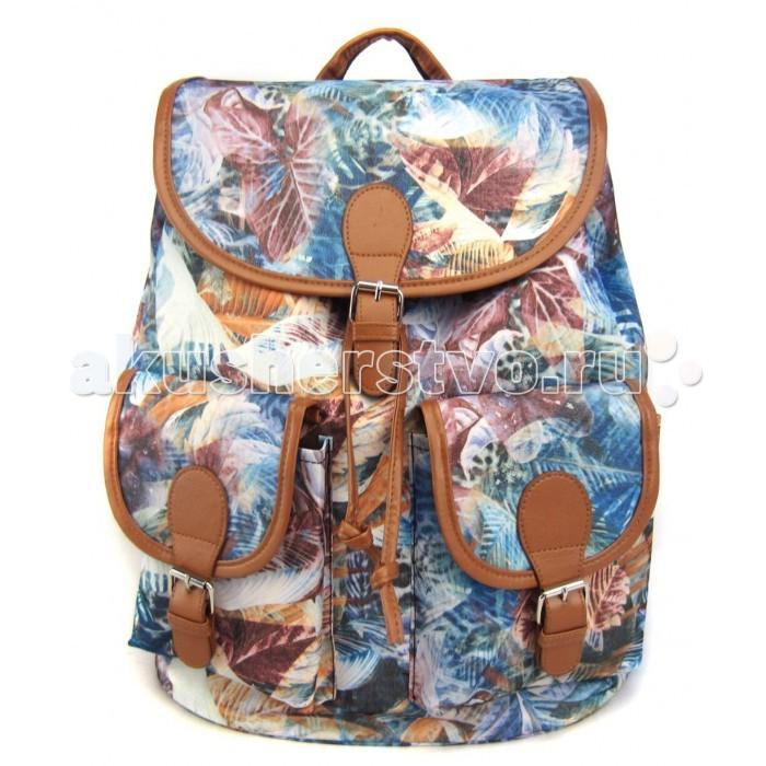 Creative LLC Рюкзак Флора для тебяРюкзак Флора для тебяCreative LLC Рюкзак Флора для тебя с 2-мя карманами.   Интересная вариация на тему всеми любимого денима. Рюкзак из плотной хлопчатобумажной ткани с актуальным растительным принтом с сине-голубых тонах смотрится очень стильно и по-молодежному.   Удобный рюкзак с классическим кроем, застежкой на клапан и двумя карманами впереди станет надежным и постоянным спутником для своего владельца.   Размер: 39х35х17 см<br>