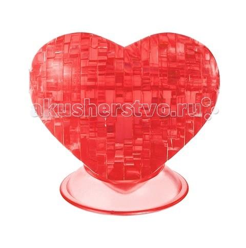 Пазлы Crystal Puzzle Головоломка Сердце