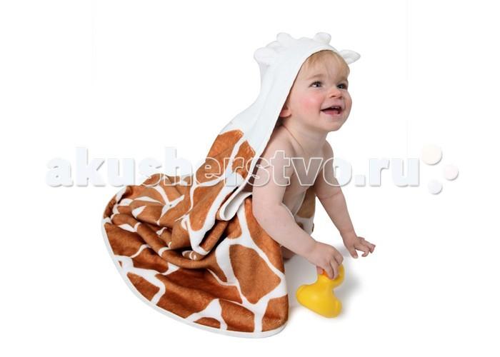CuddleDry Полотенце с капюшоном для малышейПолотенце с капюшоном для малышейПолотенце с капюшоном для малышей CuddleDry впитывает влагу и быстро сохнет, обладает антибактериальными свойствами, идеально для чувствительной кожи ребенка, уникальная двухслойная система с капюшоном - это самое теплое полотенце, которые вы можете найти, уютный капюшон (двойной слой) - волосы сохнут быстрее, забавный дизайн в нежной цветовой гамме.  Особенности: Подходит для малышей до 3-х лет Материал: органический хлопок, бамбуковое волокно  Размер: 65 x 125 см<br>