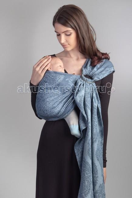 Слинг Diva Essenza с кольцами, хлопок-бамбук Mс кольцами, хлопок-бамбук MСлинг с кольцами Diva Milano Essenza - мягкий, нежный шарф, особенно приятен для новорожденных и деток до года.  Мягчайший шарф с бамбуком - идеален для новорожденного и на лето. Чуть большая толщина бамбука по сравнению с Ellevill делает этот шарф более универсальным - подходит для детей до 10-12кг.  Особенности слинга с кольцами Diva Milano Essenza: прекрасный дизайн от итальянских дизайнеров компании большой выбор расцветок универсальные характеристики (шарф мягкий новым благодаря специальной механической обработке, но средней толщины, так что его можно использовать и с новорожденным, и с подросшим ребенком) отличное качество (Diva Essenza производятся из высококачественного индийского хлопка, на крупной фабрике, сертифицированной по стандартам ISO, только с использованием безопасных красителей без AZO-химикатов)  Края слинга - подшитые. Состав: 50% хлопок, 50% бамбук Размер: M (44-46)<br>