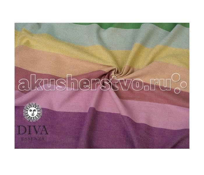 Слинг Diva Essenza шарф, хлопок (4.2 м)шарф, хлопок (4.2 м)Слинг Diva Milano Essenza - мягкий, нежный шарф, особенно приятен для новорожденных и деток до года.  Органический хлопок - это особый хлопок, выращенный без применения пестицидов и химических удобрений. Diva Milano использует такую ткань для создания самых нежных и мягких хлопковых шарфов, которые особенно хороши для новорожденных.  Особенности слинга-шарфа Diva Milano Essenza: прекрасный дизайн от итальянских дизайнеров компании большой выбор расцветок универсальные характеристики (шарф мягкий новым благодаря специальной механической обработке, но средней толщины, так что его можно использовать и с новорожденным, и с подросшим ребенком) отличное качество (Diva Essenza производятся из высококачественного индийского хлопка, на крупной фабрике, сертифицированной по стандартам ISO, только с использованием безопасных красителей без AZO-химикатов)  Края слинга - подшитые. Состав: 100% хлопок.  Размер: 4,2 м<br>