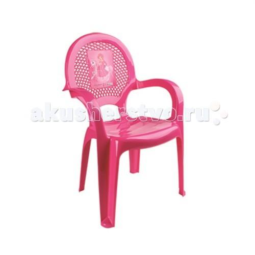 Пластиковая мебель Dunya Plastik Детский стульчик с рисунком