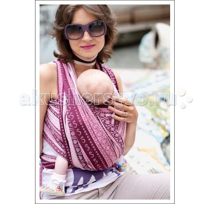 Слинг Ellevill Zara Tricolor шарф, хлопок (4.7 м)Zara Tricolor шарф, хлопок (4.7 м)Ellevill - это слинг-шарфы и слинги с кольцами из Норвегии. Разработанные на основе традиционных норвежских орнаментов и выполненные вручную, слинги быстро завоевали популярность по всему миру. Они покоряют своим прекрасным дизайном и универсальностью в носке: слинги Ellevill подходят для всех возрастов (и для новорожденных, и для подросших деток), и для всех сезонов.  Слинги Ellevill производятся вручную, из ткани, специально разработанной для ношения детей. Эта ткань - специального жаккардового диагонального плетения, она очень хорошо тянется по диагонали, но почти не тянется по вертикали и горизонтали. Она как бы обнимает малыша и обеспечивает наибольший комфорт в носке.  Ellevill Zara - классические шарфы из 100% хлопка с традиционным норвежским орнаментом. Наиболее универсальны, отлично подходят для любого сезона и для любой тяжести ребенка, даже для новорожденного. Универсальный выбор!  Слинг-шарф Ellevill - король слингов, наиболее универсальный, удобный и красивый тканый слинг. Его можно использовать для всех возрастов ребенка, для шарфов придумано разнообразное количество намоток. Шарфы особенно хороши для вертикального ношения как новорожденных, так и подросших, тяжелых деток в течение долгого времени - как дома, так и на улице.  Состав: 100% хлопок Размер: 4,7 м<br>