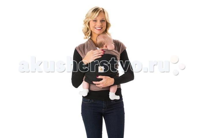 Слинг Ergo Baby шарфшарфСлинг Ergo Baby шарф благодаря своей эластичной и нежной структуре(ткань тянется в 4 направлениях), позволяет удобно переносить ребенка, равномерно распределяя его вес и продлевает контакт между малышом и носящим его человеком. С помощью слинг-шарфа вы сами можете выбирать позицию, в которой будете переносить малыша и метод завязывания. Шарф легко завязывается, повторяя форму ребенка и человека, который его носит.  Рассчитан на вес ребенка от 3-14 кг.   Слинг-шарф от Ergo Baby можно использовать как удобный бандаж во время беременности.<br>