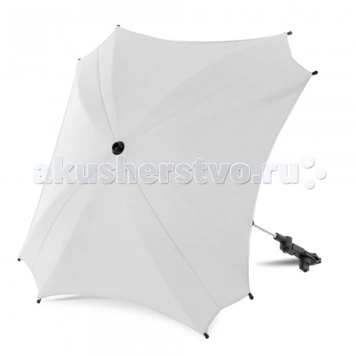 Зонт для коляски Esspero Leatherette универсальныйLeatherette универсальныйЗонт для колясок Leatherette (универсальный) Esspero будет защищать вас и ребенка при прогулках на свежем воздухе. Данный аксессуар элементарно крепится на колясках любого типа, не зависимо от ее модели.   Вы сможете легко подобрать наиболее оптимальное расположение зонта или его высоту благодаря наличию гибкой ручки. Зонт легко складывается и может поместиться в грузовой корзине.   Особенности зонта: универсальность крепления на коляски любого типа и производителя хорошая защита от солнца или дождя гибкость ручки дает неограниченный потенциал в выборе положений безопасные материалы для ребенка материал эко-кожа.<br>