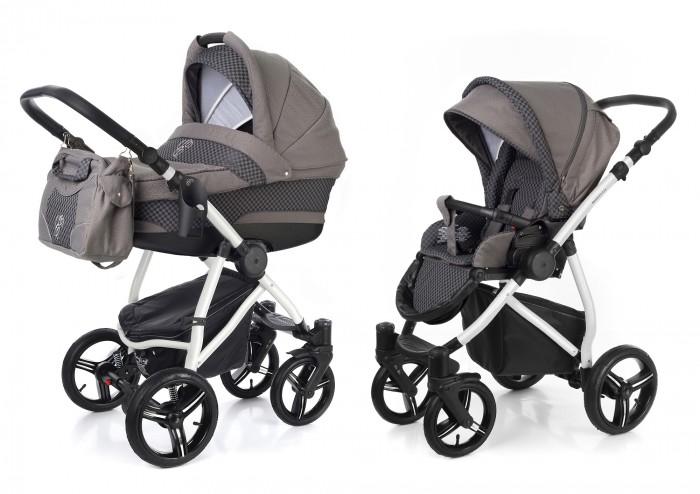 Коляски 2 в 1 Esspero Newborn Lux 2 в 1 шасси Grey