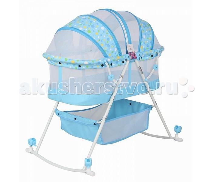 Колыбель Everflo LZ-806 качалкаLZ-806 качалкаКолыбель Everflo LZ-806 качалка  Ваш ненаглядный малыш будет с удовольствием спать.  Вы легко сможете заниматься своими домашними делами, не упуская из виду ребенка, благодаря удобным колесикам, с помощью которых Вы без труда сможете перевозить колыбель по всему дому.  Внизу расположен небольшой ящик для хранения всевозможных детских вещей  Возраст малыша: от 0 до 5-6 месяцев Колыбелька оборудована 4-мя колесиками для удобства передвижения по дому. Небольшой ящик для хранения детских вещей. Размеры колыбели (ДxШxВ): 80 x 40 x 30 см<br>