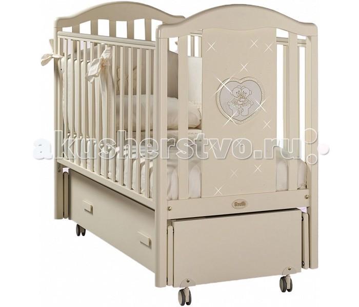 Детские кроватки Feretti Mon Amour Swing продольный маятник mon amour мюлес и сабо