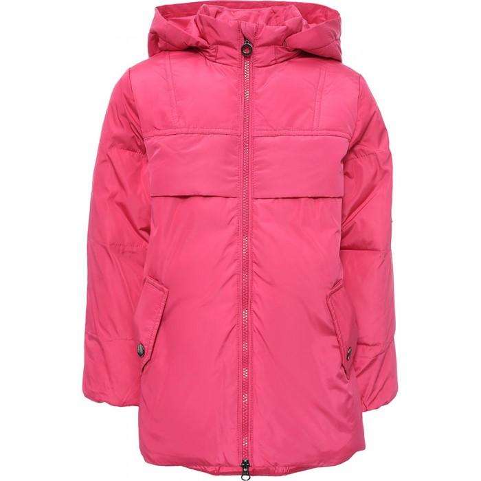Finn Flare Kids Куртка для девочки KW16-71010Куртка для девочки KW16-71010Finn Flare Kids Куртка для девочки KW16-71010  Стильная яркая куртка выполнена из прочного материала с утеплителем полиэстер высокой плотности, который имеет отличные теплоизоляционные свойства и является идеальным наполнителем для зимней одежды.  Модель прямого кроя застёгивается на молнию, расположенную по длине куртки. Карманы прорезные на кнопках.   Состав:  - Основной материал: 100% полиэстер - Подкладка: 100% полиэстер - Утеплитель: 100% полиэстер (Downfill) - Плотность утеплителя, г/м2: 245 - Фактура материала: Плащевая ткань  Уход: Машинная стирка в щадящем режиме при максимальной температуре 30°C.  Финский бренд Finn Flare предлагает широкий ассортимент качественной продукции. Модные брендовые вещи являются уникальным предложением для тех, кто предпочитает комфорт и обладает хорошим вкусом. Финская компания уже более полувека создает оригинальные и стильные линейки одежды, обуви и аксессуаров.<br>