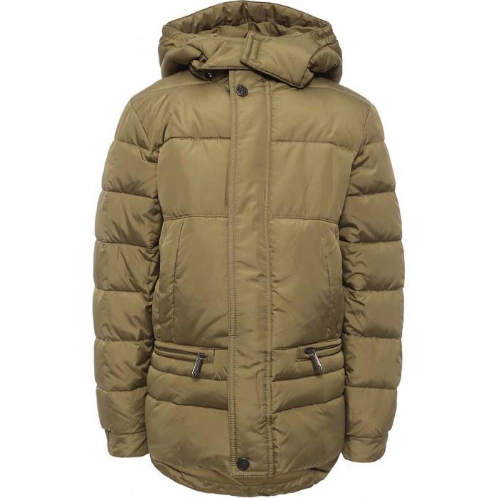 Finn Flare Kids Куртка для мальчика KW16-81006Куртка для мальчика KW16-81006Finn Flare Kids Куртка для мальчика KW16-81006  Стильная и комфортная куртка для мальчика выполнена из прочного материала с утеплителем полиэстер высокой плотности, который имеет отличные теплоизоляционные свойства и является идеальным наполнителем для зимней одежды.  Модель прямого кроя застёгивается на молнию, расположенную по длине куртки, имеет планку на кнопках. Карманы прорезные на молнии.   Состав:  - Основной материал: 100% полиэстер - Подкладка: 100% полиэстер - Утеплитель: 100% полиэстер (Downfill) - Плотность утеплителя, г/м2: 285 - Фактура материала: Плащевая ткань  Уход: Машинная стирка в щадящем режиме при максимальной температуре 30°C.  Финский бренд Finn Flare предлагает широкий ассортимент качественной продукции. Модные брендовые вещи являются уникальным предложением для тех, кто предпочитает комфорт и обладает хорошим вкусом. Финская компания уже более полувека создает оригинальные и стильные линейки одежды, обуви и аксессуаров.<br>